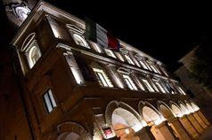 Piazza Vittorio Emanuele Cingoli, Head Quarter 21° Rally dell'Adriatico;, TROFEO RALLY TERRA