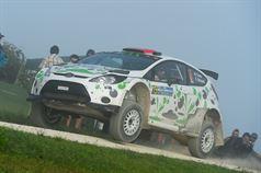 Massimiliano Tonso, Silvio Stefanelli (Ford Fiesta RRC, #15);, TROFEO RALLY TERRA