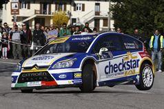 Luca Pedersoli, Matteo Romano (Citroen C4 WRC #3), CAMPIONATO ITALIANO WRC