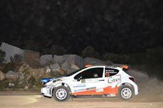 Alessandro Bettega, Paolo Cargnelutti (Peugeot 207 S2000 #10, Pintarally Motorsport ASD), TROFEO RALLY TERRA