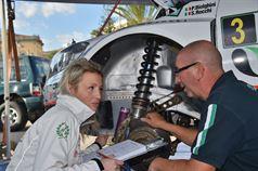 Silvia Rocchi (Skoda Fabia S2000 #3, ASD Racevent), TROFEO RALLY TERRA