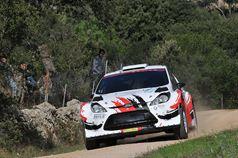 Luciano Cobbe, Fabio Turco (Ford Fiesta R5 #9, Meteco Corse), TROFEO RALLY TERRA