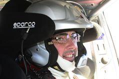 Daniele Ceccoli (Skoda Fabia S2000 #23, Scuderia San Marino), TROFEO RALLY TERRA
