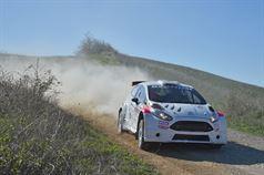Graziano De Santis, Colapietro (Ford Fiesta R R5 #18, Winners Rally Team), TROFEO RALLY TERRA