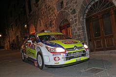 Federico Della Casa, Domenico Pozzi (Citroen C4 WRC #6), TROFEO RALLY TERRA