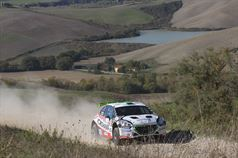 Nicolò Marchioro, Marco Marchetti (Peugeot 208 R R5 #9, Power Car Team), TROFEO RALLY TERRA