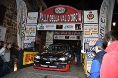 Luigi Ricci, Christine Pfister (Subaru Impreza Sti N N4 #2, Movisport), TROFEO RALLY TERRA
