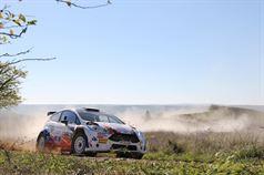 Andrea Succi, Giancarla Guzzi (Ford Fiesta R R5 #14, Racing Team Le Fonti), TROFEO RALLY TERRA