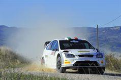 Alessandro Taddei, Andrea Gaspari (Ford Focus WRC #8, Car Racing), TROFEO RALLY TERRA