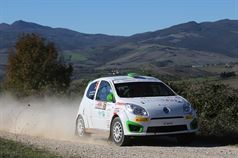 Jacopo Trevisani, Andrea Marchesini (Renault Twingo R R2B #57), TROFEO RALLY TERRA