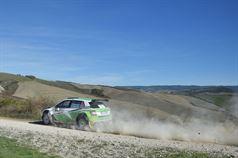 Tullio Versace, Paolo Cargnelutti (Skoda Fabia R R5 #16, Winners Rally Team), TROFEO RALLY TERRA