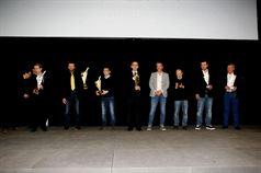 Premiazione Gran Turismo, CAMPIONATO ITALIANO TURISMO TCR