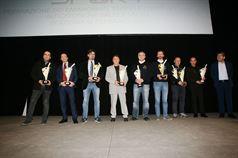 Premiazione Rally, CAMPIONATO ITALIANO TURISMO TCR