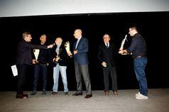 Premiazione Sport Prototipi, CAMPIONATO ITALIANO TURISMO TCR