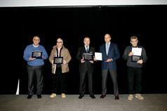 Premiazione Teams Sport Prototipi, CAMPIONATO ITALIANO TURISMO TCR