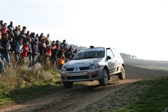 Leo Guerra (RSM) Nicola Urbinati (RSM),Renault Clio RS N3, San Marino, TROFEO RALLY TERRA