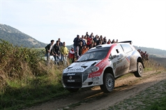 Rudy Michelini (ITA) Michele Perna (ITA),Abarth Grande Punto S2000 Movisport, TROFEO RALLY TERRA