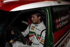 Andreas Mikkelsen(NOR), Skoda Fabia S2000, TROFEO RALLY TERRA