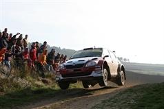 Andreas Mikkelsen(NOR) Ola Floene(NOR), Skoda Fabia S2000, TROFEO RALLY TERRA