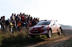 Matteo Vintaloro(ITA) Pasquale Riggio(ITA), Peugeot 207 S200,island Motorspor, TROFEO RALLY TERRA